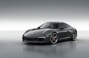Porsche Schweiz AG: 911 Carrera 4S Exclusive Swiss Edition - in limitierter Stückzahl für 14 Kunden / Exklusive Kleinserie von Porsche Schweiz