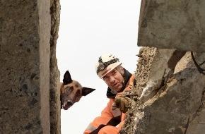REDOG (Schweizerischer Verein Such- und Rettungshunde): Rettungshundeverein REDOG erhält Zewo-Gütesiegel