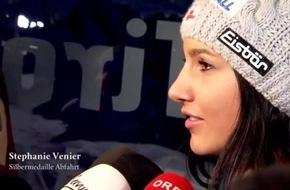 Ski- und Biathlon-WM: Medaillenglanz in den TirolBerg in St. Moritz und Hochfilzen - VIDEO