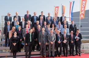 NORMA: NORMA: Hochrangige Delegation aus Holland zu Gast / Discounter aus Nürnberg ist Teil des königlichen Besuchsprogramms
