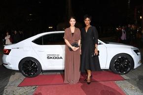 Mit SKODA zum Hessischen Film- und Kinopreis