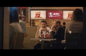 """KFC Deutschland: KFC bringt Markenclaim """"It's finger lickin' good"""" zurück / TV-Spot inszeniert den Markenkern und präsentiert neue Markenausrichtung"""