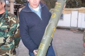 NDR / Das Erste: Syrien: Islamisten setzen deutsche Raketen ein