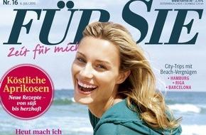 """Jahreszeiten Verlag, FÜR SIE: Hollywoodstar Gerard Butler im Exklusiv-Interview mit der FÜR SIE: """"Man muss sich auch mal daneben benehmen"""""""
