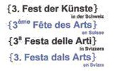 Geschäftsstelle 3. Fest der Künste