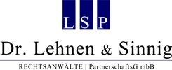 Dr. Lehnen & Sinnig | Rechtsanwälte PartG mbB