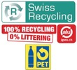 SWISS RECYCLING / PET-Recycling Schweiz / IGORA