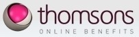 Thomsons Online Benefits
