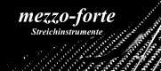 mezzo-forte Streichinstrumente