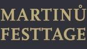 Internationale Musikfesttage B. Martinu