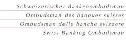 Schweizerischer Bankenombudsman