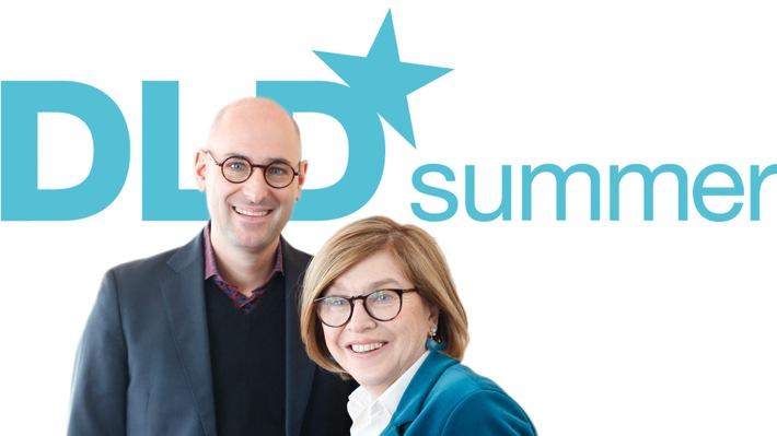 DLDsummer: Burda holt Siemens-CEO Joe Kaeser und BMW-Marketingchefin Hildegard Wortmann ins Haus der Kunst