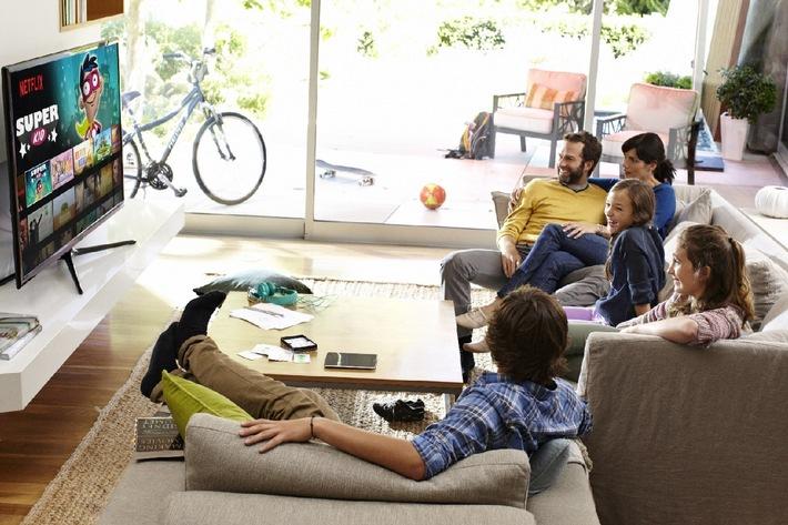 Netflix-Start Ende 2014 in Deutschland, Österreich und Scheiz geplant / Weitere Europa-Expansion des weltweit führenden Video-on-Demand-Anbieters