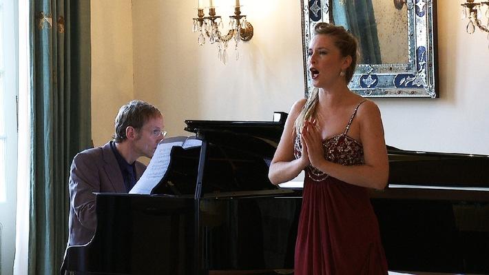 Pour-cent culturel Migros: concours de chant 2010  La fine fleur des jeunes artistes lyriques