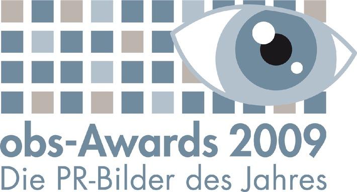 SDA-Tochter news aktuell sucht die besten PR-Bilder des Jahres - Start für die obs-Awards 2009