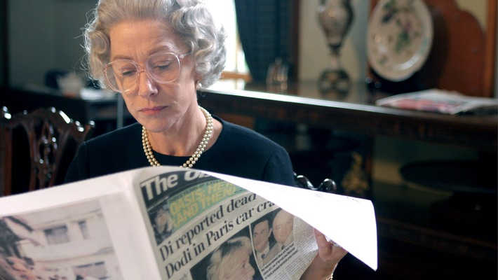 """Die Queen"": RTL II zeigt den Spielfilm-Klassiker mit Oscar-Preisträgerin Helen Mirren"