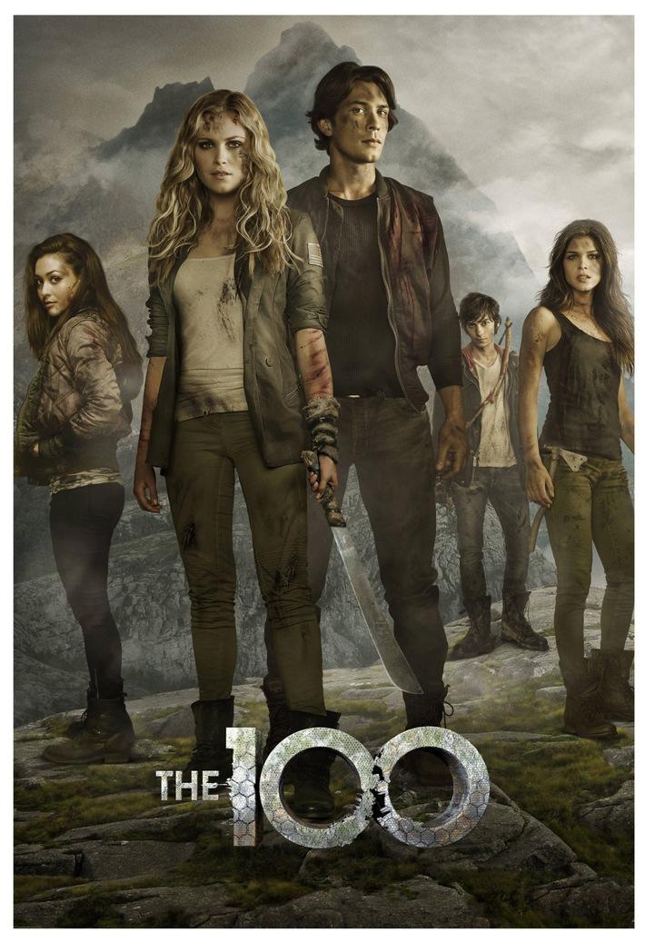 """Das Warten auf die Zukunft hat ein Ende: Zweite Staffel des Sci-Fi-Hits """"The 100"""" startet am 7. Oktober auf ProSieben"""