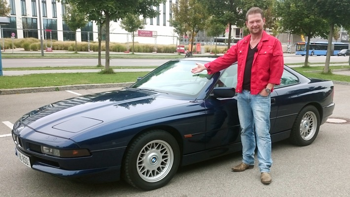 """""""GRIP - Das Motormagazin"""": Det sucht Power-Coupés"""