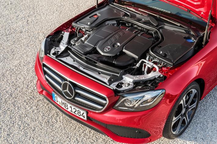 Mercedes-Benz investiert rund 3 Milliarden Euro in Motoren-Offensive