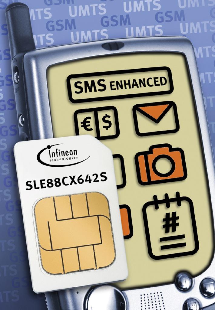 Infineon Technologies stellt Chips für kommende UMTS-Produkte vor / Verbraucher sollen das mobile Internet ohne Grenzen erleben