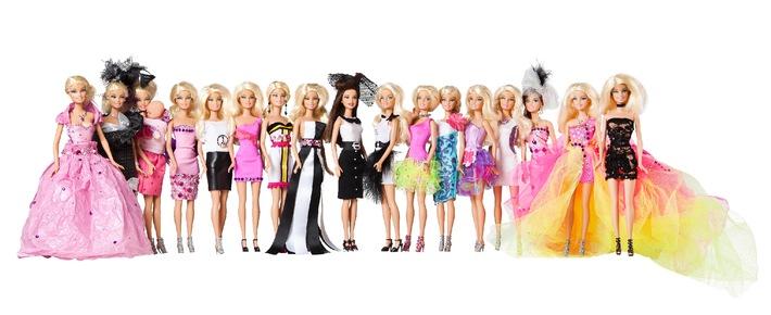 Ein Herz so groß wie ein Kleiderschrank / Die unter der Schirmherrschaft Sylvie van der Vaarts entstandenen Barbies werden beim diesjährigen RTL Spendenmarathon versteigert