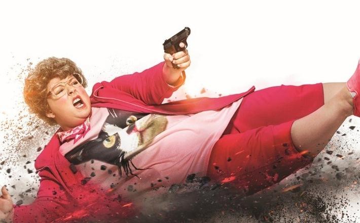 """Starke Lady: Melissa McCarthy sprengt als """"Susan Cooper"""" auf ProSieben alle Agentenklischees"""