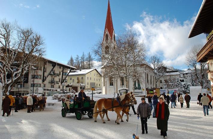 Olympiaregion Seefeld jubelt über Traumstart in die Wintersaison - BILD