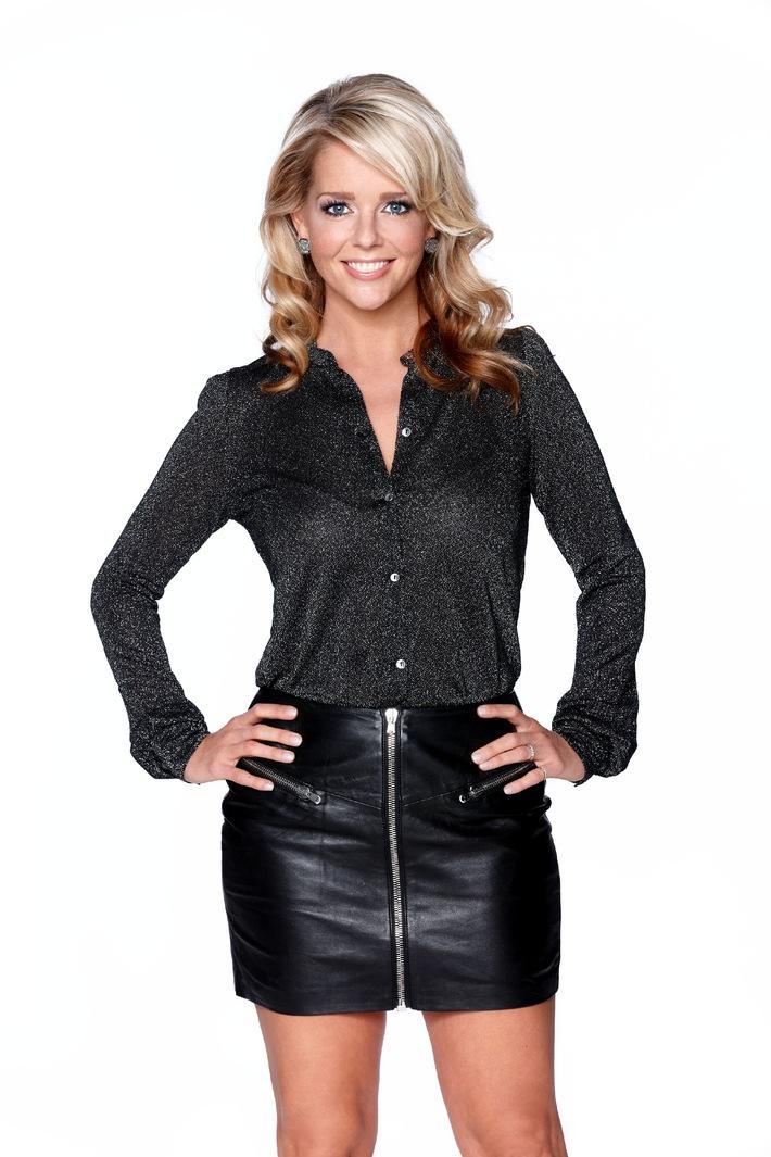 Hollands beliebtester TV-Star Chantal Janzen wird ab 2015 neue SAT.1-Moderatorin