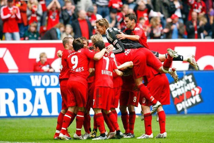 Die Stars von Bayer 04 Leverkusen im Zillertal - BILD