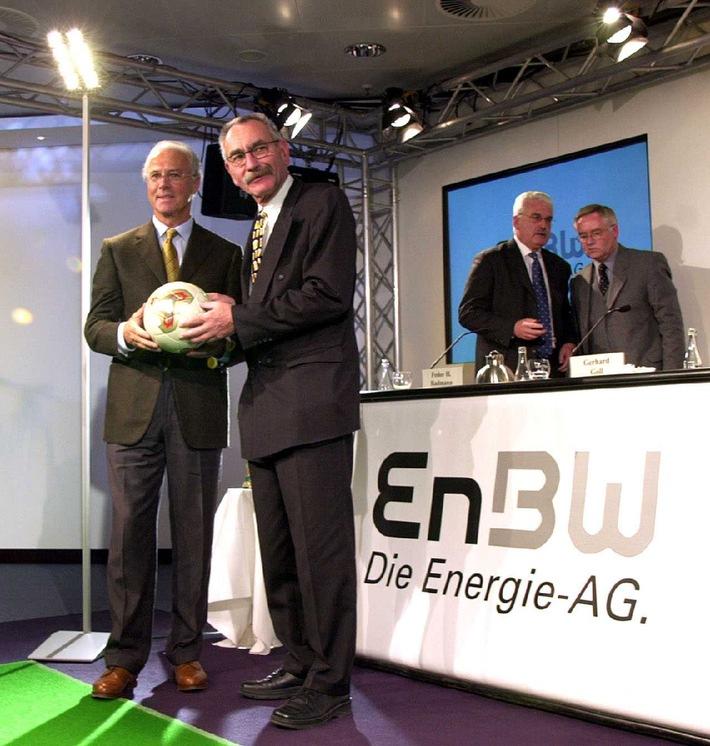 EnBW - die offizielle Energie der FIFA Fußball-Weltmeisterschaft  Deutschland 2006(tm)