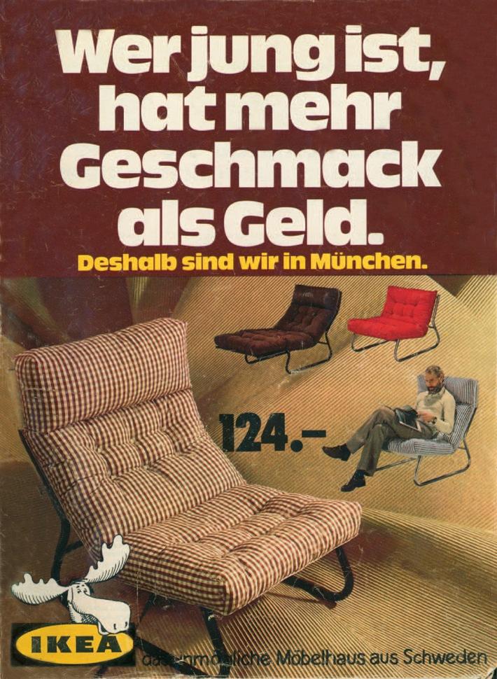 40 jahre ikea deutschland pressemitteilung ikea deutschland gmbh co kg. Black Bedroom Furniture Sets. Home Design Ideas