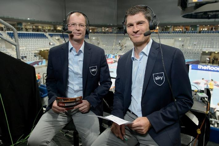 Jetzt geht es um die Olympia-Qualifikation: Deutschland - Kroatien morgen live bei Sky