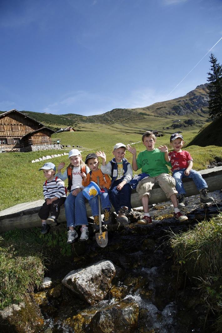 Ein Fürstentum für Kinder - Familienpauschale im Ferienland Liechtenstein