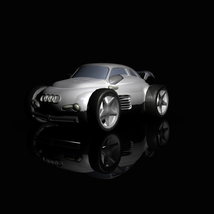 Audi Design Wettbewerb SPORE