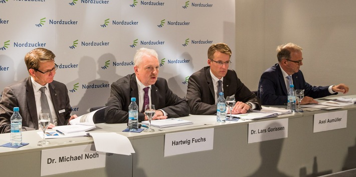 Bilanz 2015/16: Geschäftsergebnis von Nordzucker besser als erwartet