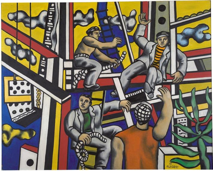 """Neues Narrativ für Europa: Internationales Ausstellungsprojekt """"Kunst in Europa 1945-1968"""" ab 22.10.2016"""
