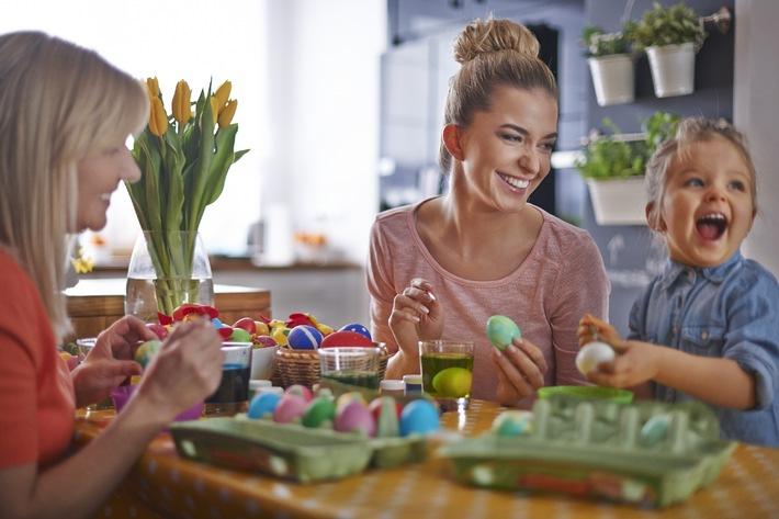 Osterzeit ist Energiesparzeit - Die besten Tipps zum Osterfest