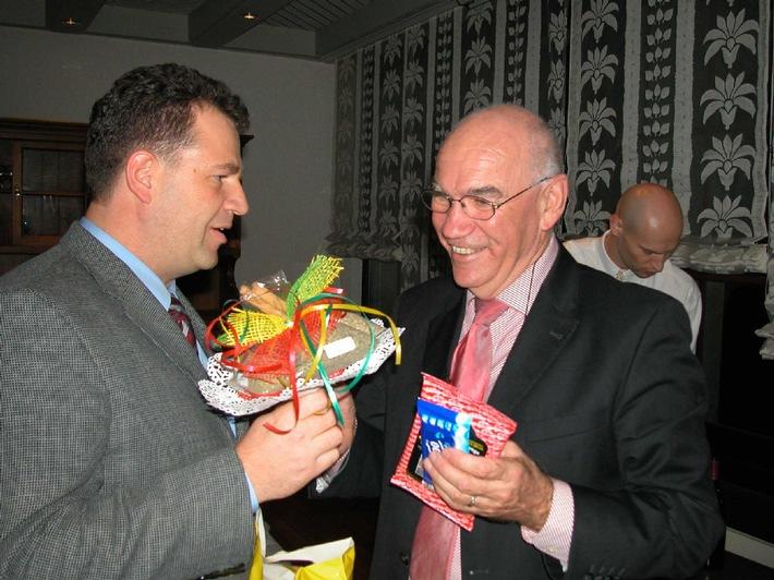 Der Präsident von SWISSMARKETING (Schweizerischer Marketing Club SMC) Otto Ineichen wurde mit Grandezza in den Nationalrat gewählt