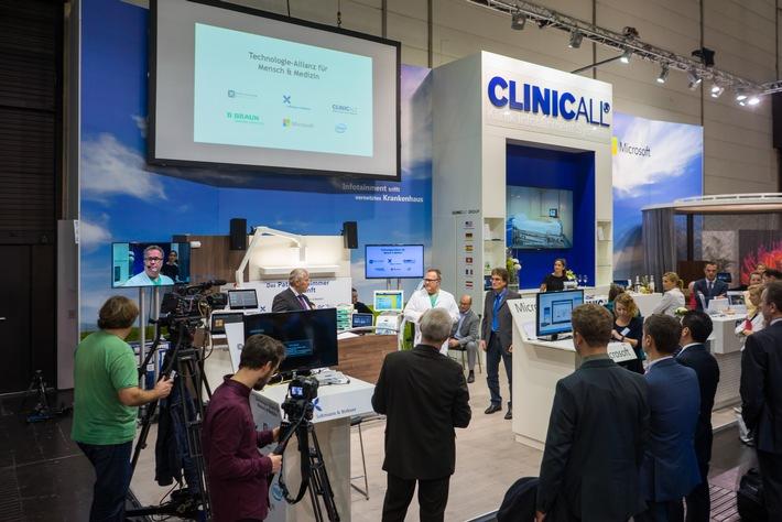 conhIT 2016 / Integriert und digital: von KAS 4.x profitieren Patienten und Ärzte / Technologie-Allianz für Mensch und Medizin steigert die Versorgungsqualität
