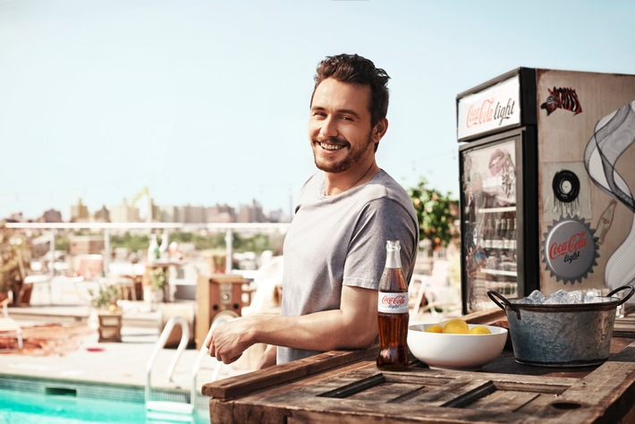 Hollywoodstar James Franco macht den Sommer sexy