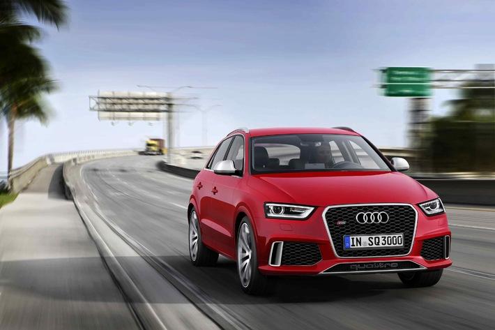 Audi: mehr als 1,57 Mio. Auslieferungen in 2013
