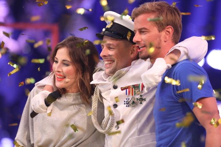 """Weltmeisterlich stark! Erste Live-Ausgabe """"Joko gegen Klaas - Das Duell um die Welt"""" auf ProSieben mit hervorragenden 15,6 Prozent Marktanteil"""