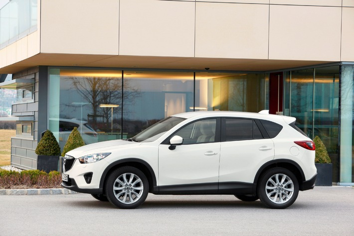 Mazda bleibt auf Erfolgskurs / Verkaufszahlen auf dem deutschen Pkw-Markt im Juli 2014