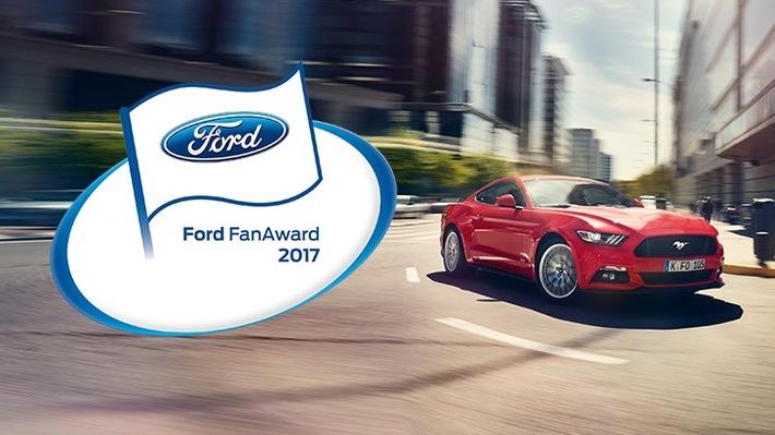 Halbzeit beim Ford FanAward 2017