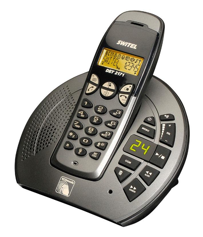 75% weniger Strahlung beim schnurlos Telefonieren