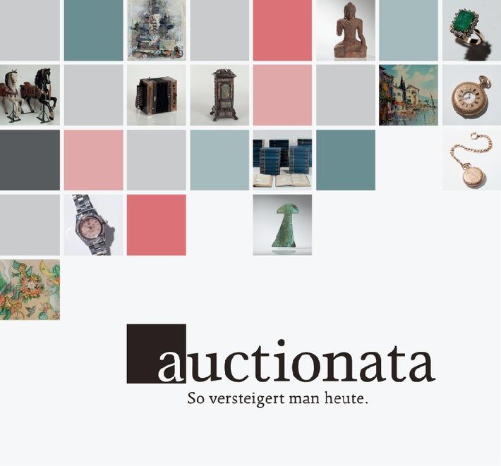 Auctionata und US-Antiquitätenmarktplatz Nr. 1 Ruby Lane kooperieren: Globale Live-Auktionen für Antiquitäten und Vintage Sammlerstücke