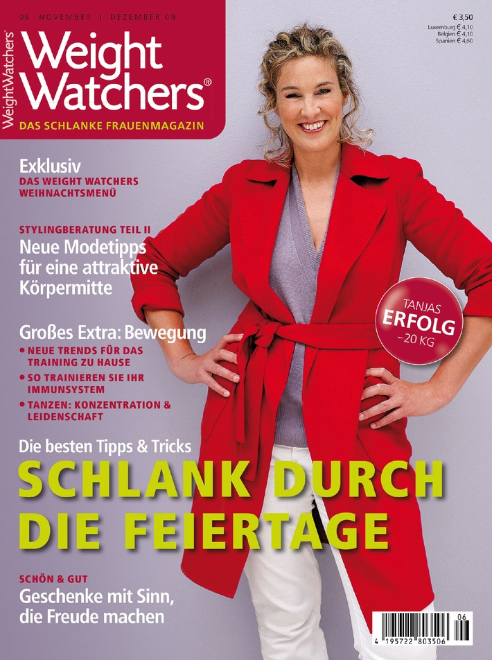 Alles was echt ist / Voller toller, authentischer Frauen - das Weight Watchers Magazin kommt seit jeher ohne Profi-Models aus (mit Bild)