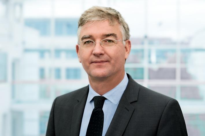 Martin Seeger neuer Vorsitzender der Geschäftsführung und CEO bei Lahmeyer