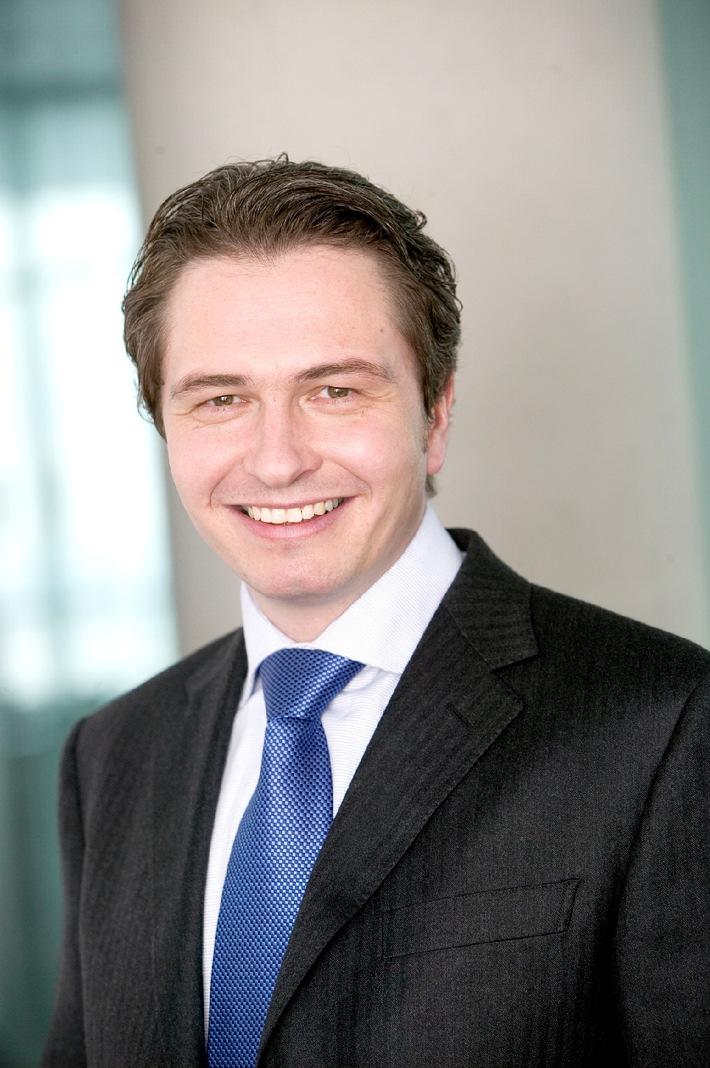 Sunrise: André Krause nommé CFO