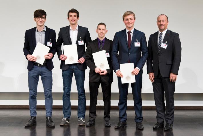 Santander verlängert Stipendien an der Universität Heidelberg
